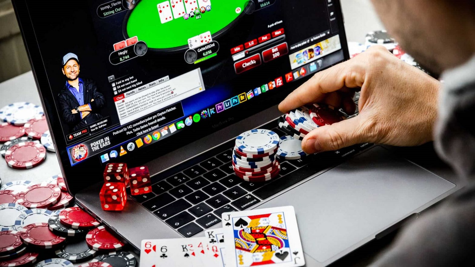 Three Easy Steps To An efficient Casino Strategy