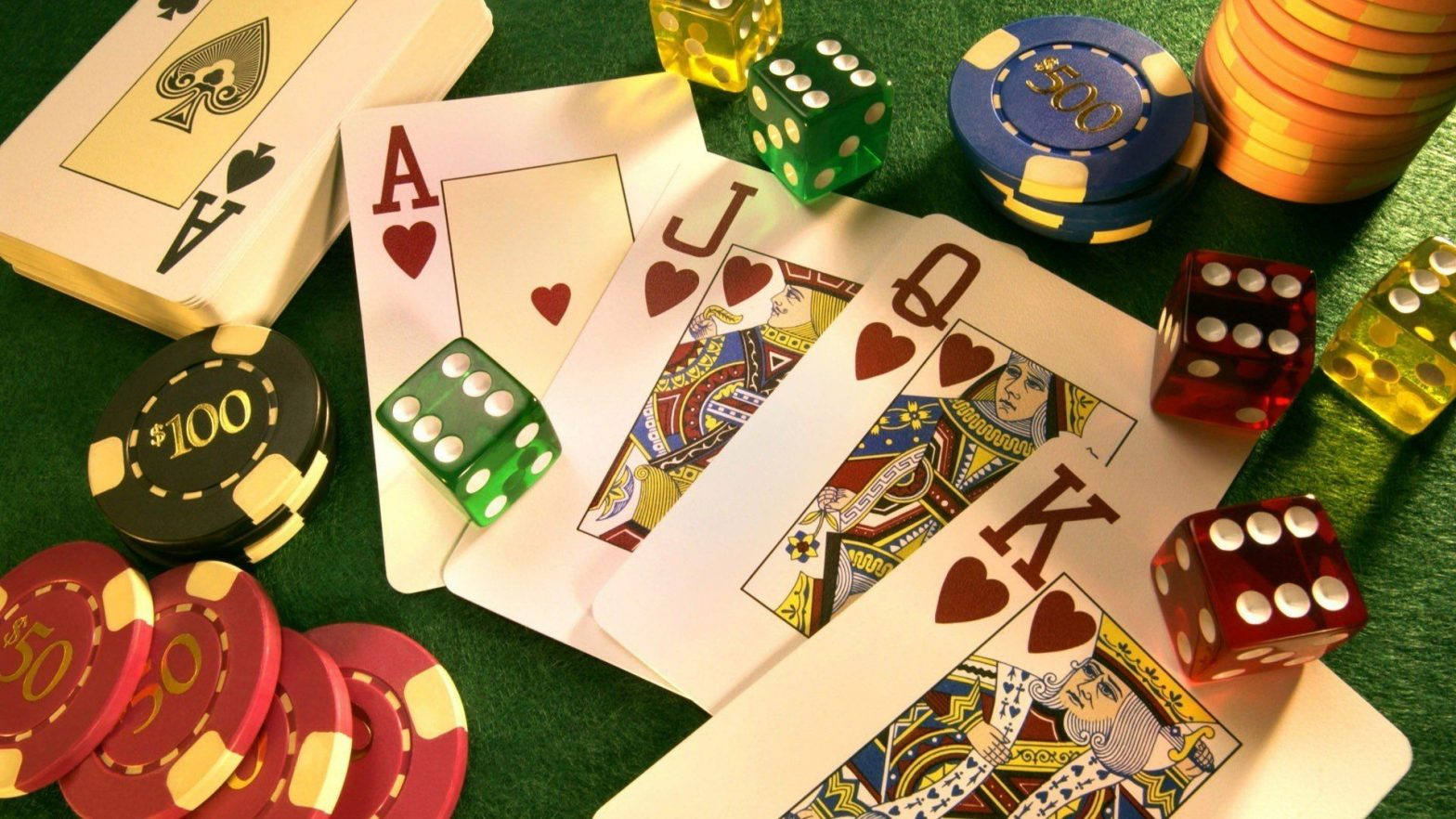 Look Ma, You Can Truly Build A Bussiness With Online Casino